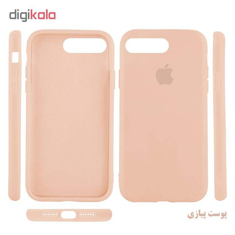 کاور مدل Silc مناسب برای گوشی موبایل اپل  Iphone 8 plus / iphone 7plus main 1 1