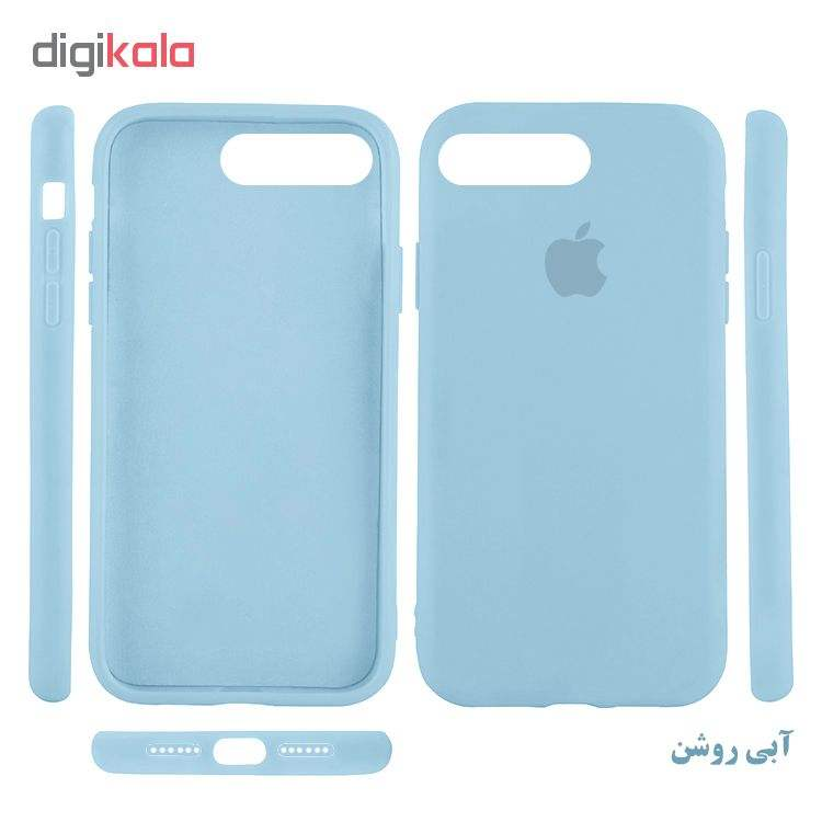 کاور مدل Silc مناسب برای گوشی موبایل اپل  Iphone 8 plus / iphone 7plus main 1 4