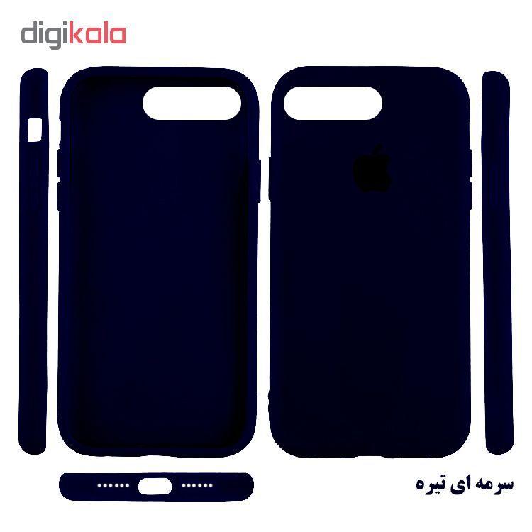 کاور مدل Silc مناسب برای گوشی موبایل اپل  Iphone 8 plus / iphone 7plus main 1 6