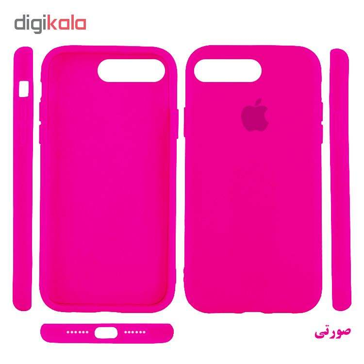 کاور مدل Silc مناسب برای گوشی موبایل اپل  Iphone 8 plus / iphone 7plus main 1 10