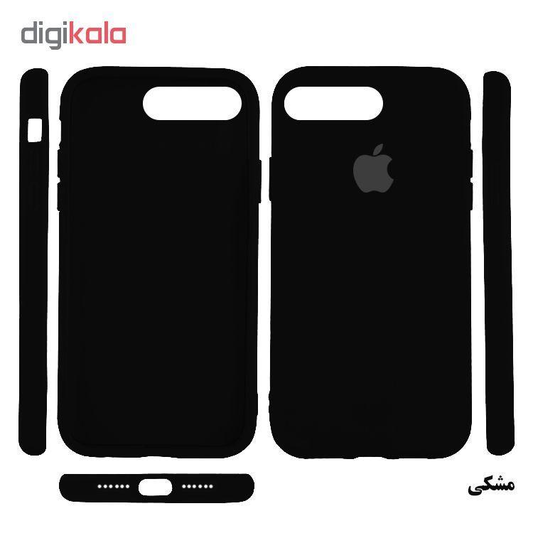 کاور مدل Silc مناسب برای گوشی موبایل اپل  Iphone 8 plus / iphone 7plus main 1 11