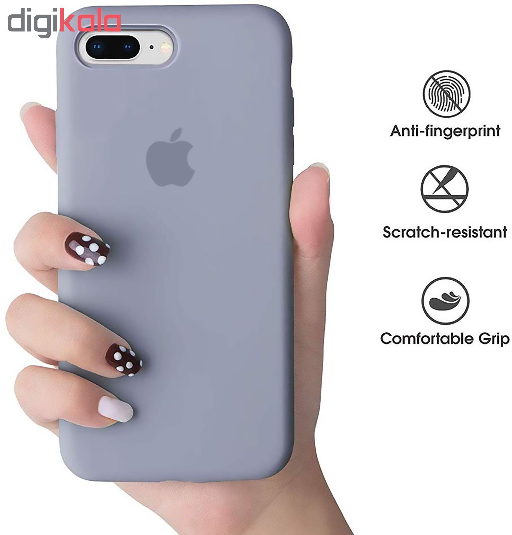 کاور مدل Silc مناسب برای گوشی موبایل اپل  Iphone 8 plus / iphone 7plus main 1 13