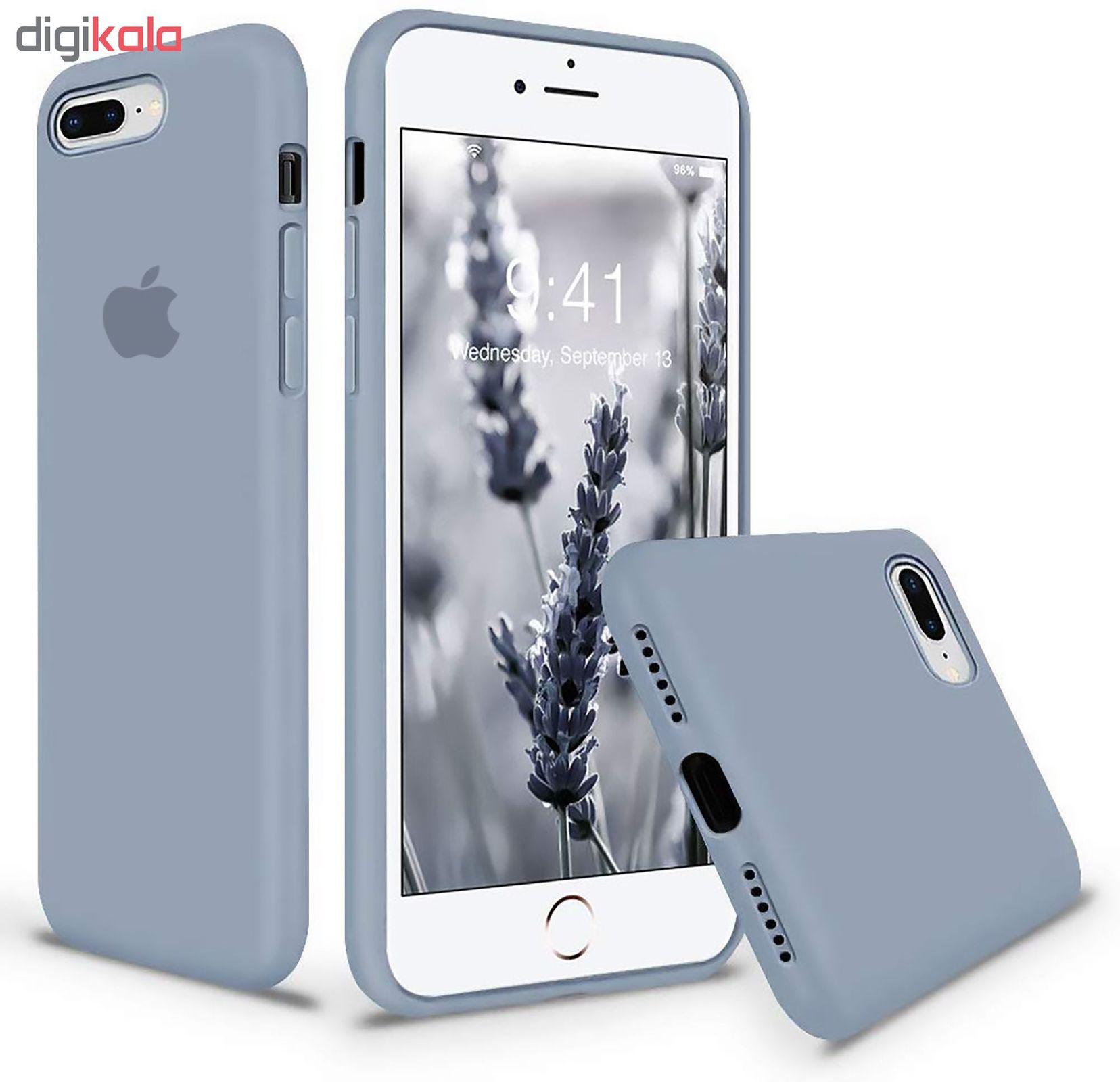 کاور مدل Silc مناسب برای گوشی موبایل اپل  Iphone 8 plus / iphone 7plus main 1 14