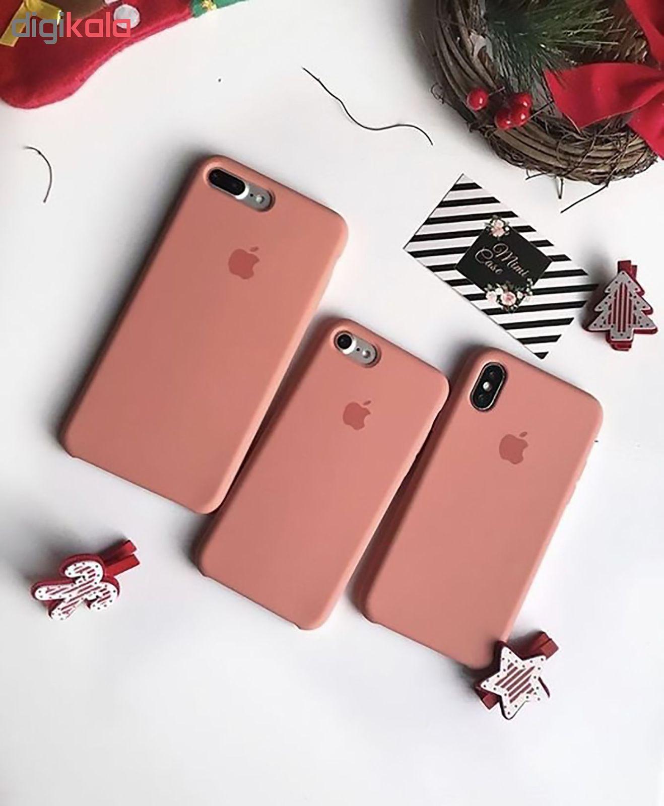 کاور مدل Silc مناسب برای گوشی موبایل اپل  Iphone 8 plus / iphone 7plus main 1 18