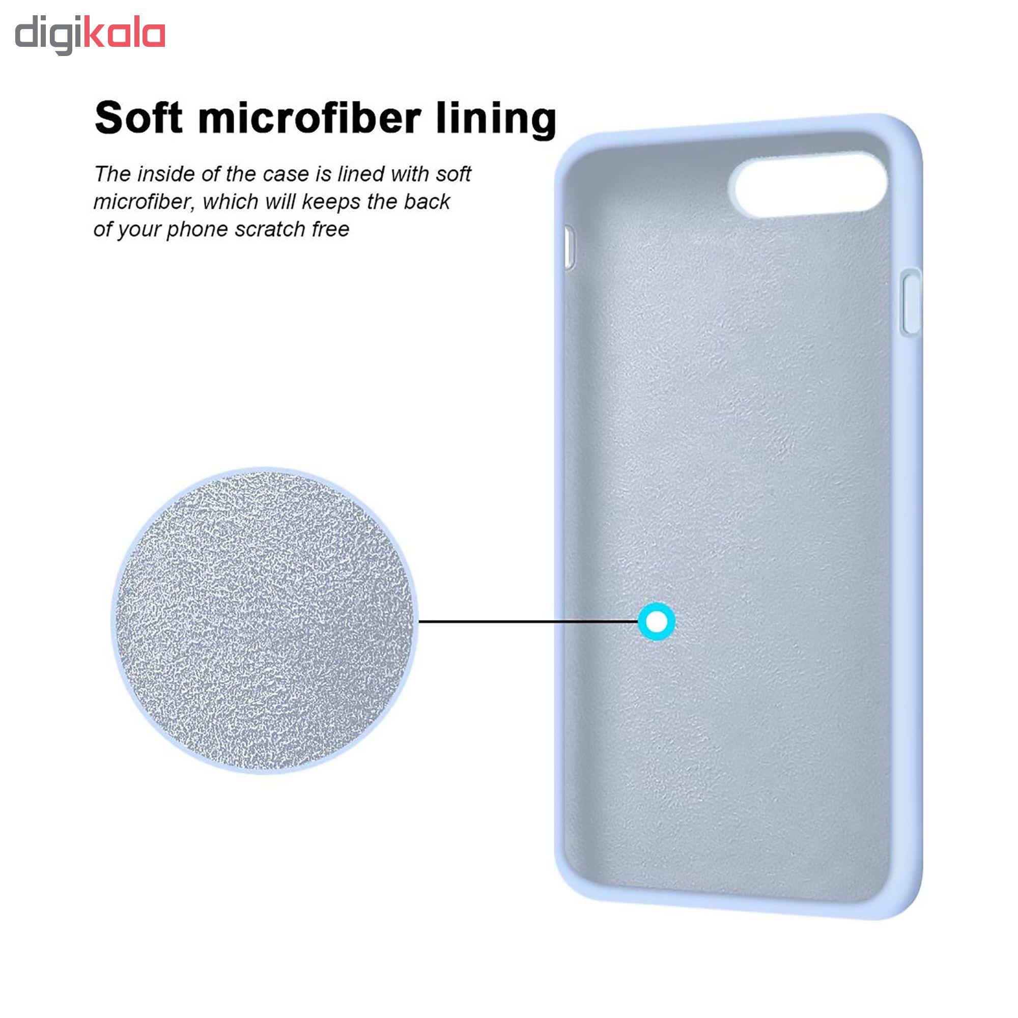 کاور مدل Silc مناسب برای گوشی موبایل اپل  Iphone 8 plus / iphone 7plus main 1 19