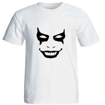 تی شرت آستین کوتاه مردانه طرح جوکر کد 20491