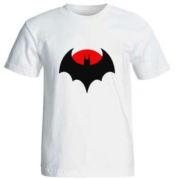 تی شرت آستین کوتاه مردانه طرح بتمن کد 20492