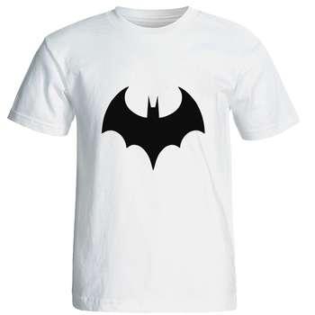 تی شرت آستین کوتاه مردانه طرح بتمن کد 20493