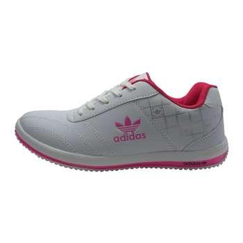 کفش مخصوص پیاده روی دخترانه مدل B32 رنگ سفید