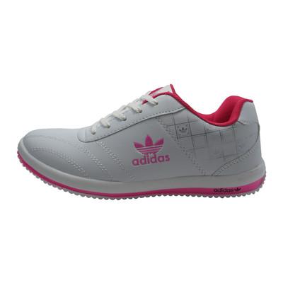تصویر کفش مخصوص پیاده روی دخترانه مدل B32 رنگ سفید