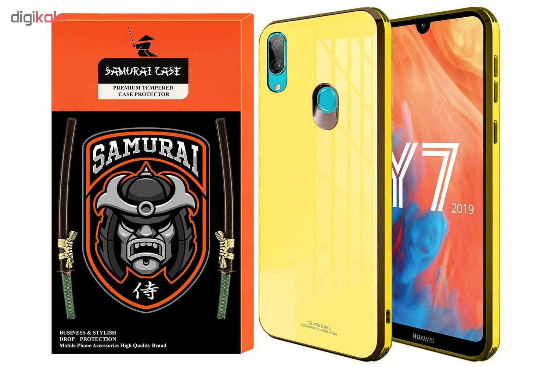 کاور سامورایی مدل FGC-020 مناسب برای گوشی موبایل هوآوی Y7 2019/Y7 Prime 2019 main 1 1
