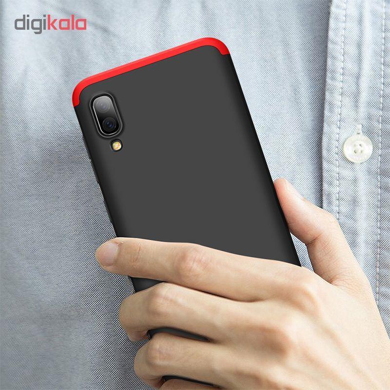 کاور 360 درجه جی کی کی مدل GKA1 مناسب برای گوشی موبایل سامسونگ Galaxy A10