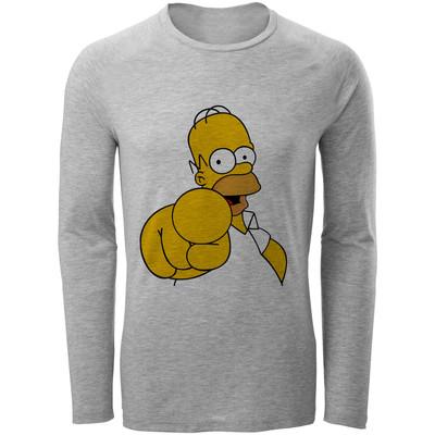 Photo of تی شرت مردانه طرح سیمپسون کد B156