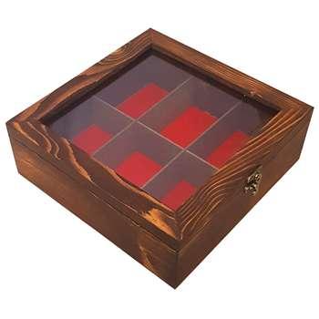 جعبه چای کیسه ای کد D111