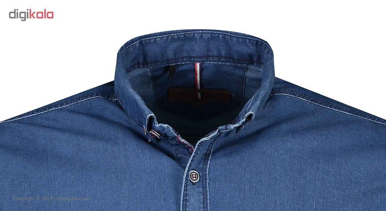 پیراهن مردانه پازو کد L-B main 1 2