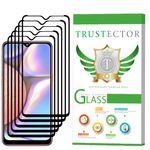 محافظ صفحه نمایش تراستکتور مدل GSS مناسب برای گوشی موبایل سامسونگ Galaxy A10s بسته 5 عددی thumb
