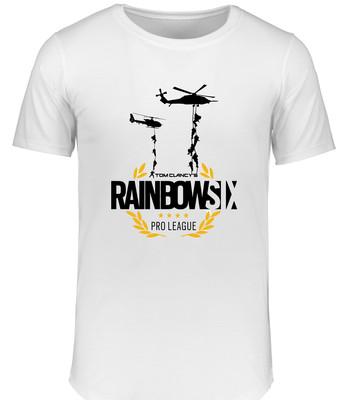 تصویر تیشرت طرح Rainbow six کد 15880
