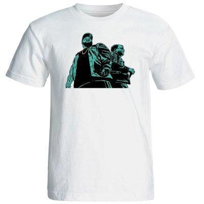 تی شرت مردانه طرح رپر کد 17133
