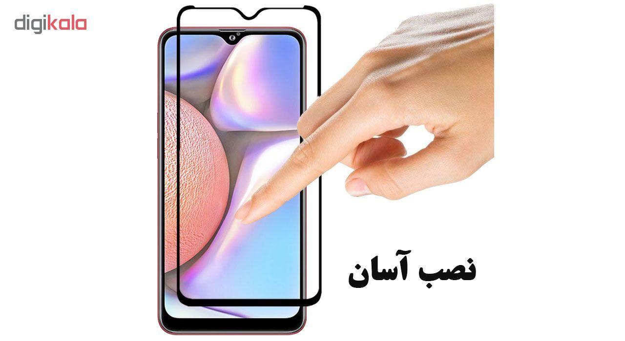 محافظ صفحه نمایش تراستکتور مدل GSS مناسب برای گوشی موبایل سامسونگ Galaxy A10s بسته 5 عددی main 1 5