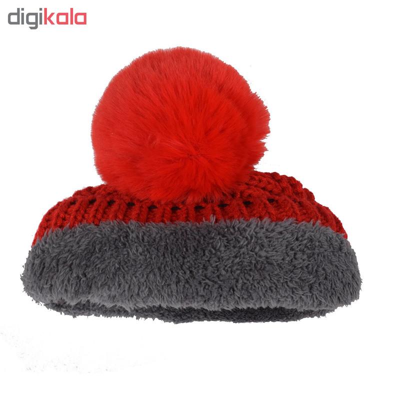 کلاه بافتنی بچگانه مدل D05135