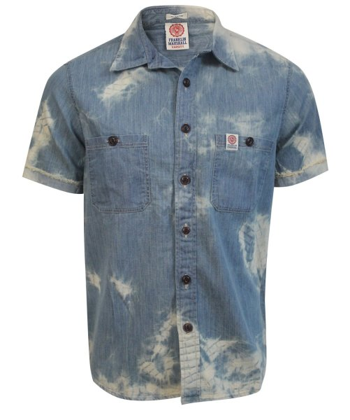 پیراهن مردانه فرانکلین مارشال کد 373B