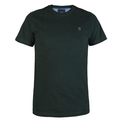 Photo of تی شرت مردانه اگزیت مدل T-Shirt-829-047 رنگ سبز تیره