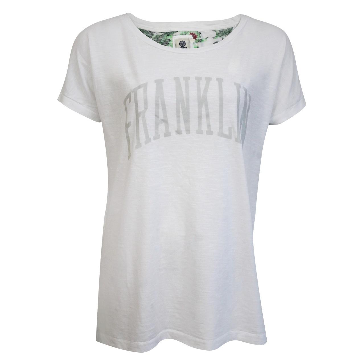تیشرت زنانه فرانکلین مارشال کد 676W