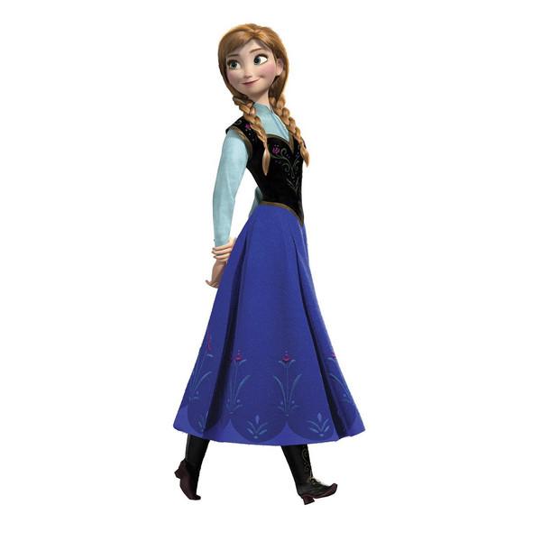 استیکر رومیت مدل Frozen Anna Gian Wall