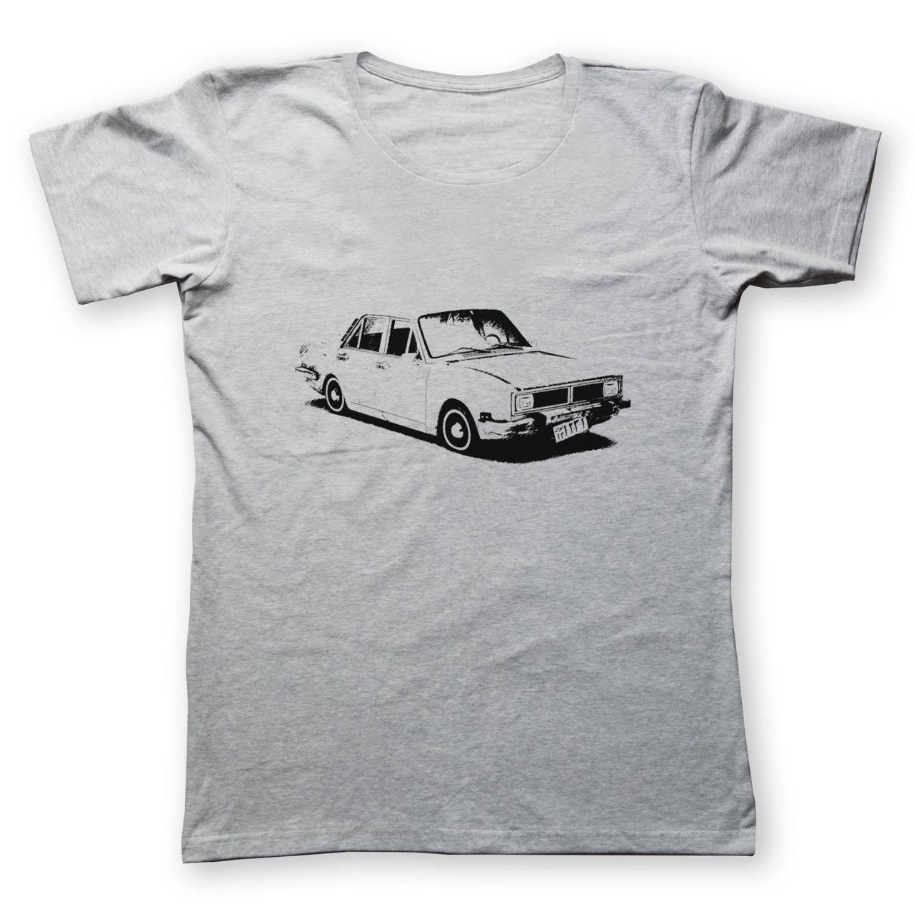 تی شرت مردانه به رسم طرح پیکان کد 2216