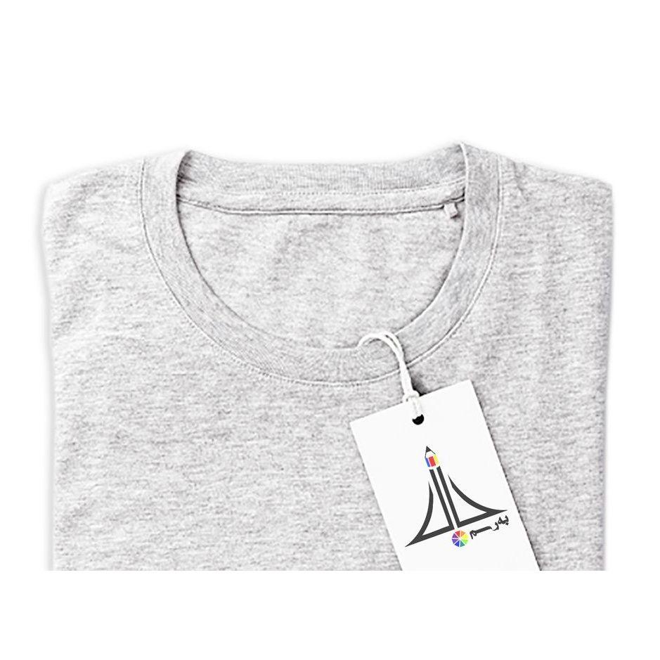 تی شرت مردانه به رسم طرح پیکان کد 2216 main 1 2