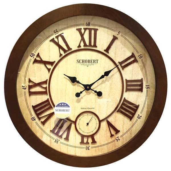 ساعت دیواری شوبرت مدل 6101