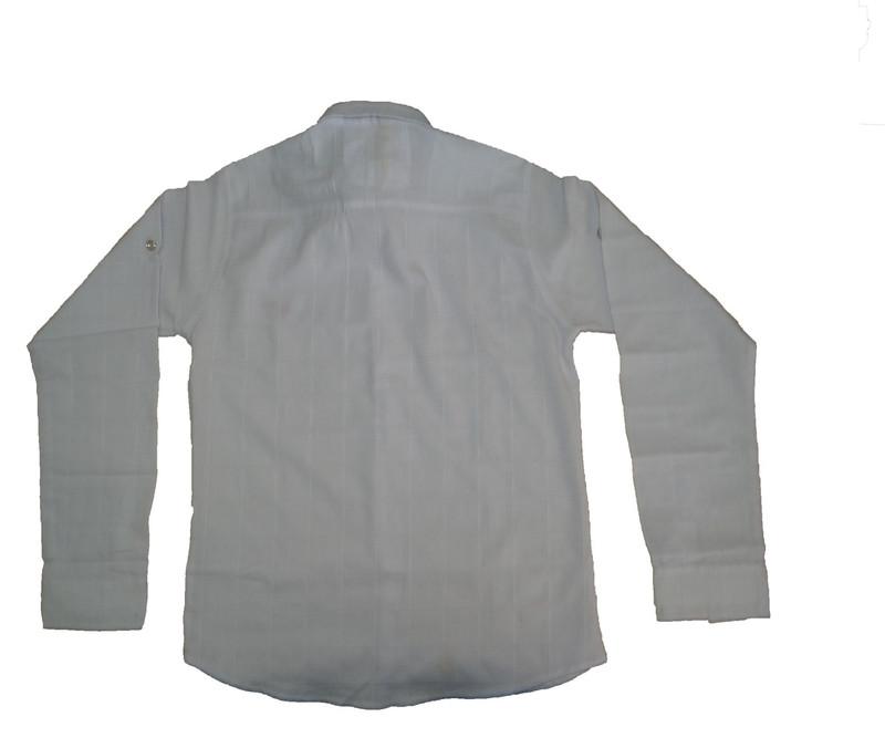 پیراهن پسرانه آنی کیدز طرح چهارخانه کد 02