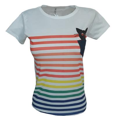 Photo of تی شرت زنانه کد 5041