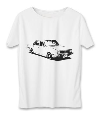 تی شرت زنانه به رسم طرح پیکان کد 5516