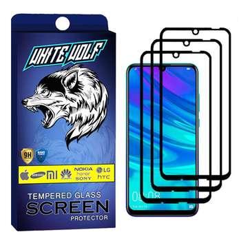 محافظ صفحه نمایش وایت ولف مدل WGF مناسب برای گوشی موبایل آنر  20 Lite بسته 3 عددی
