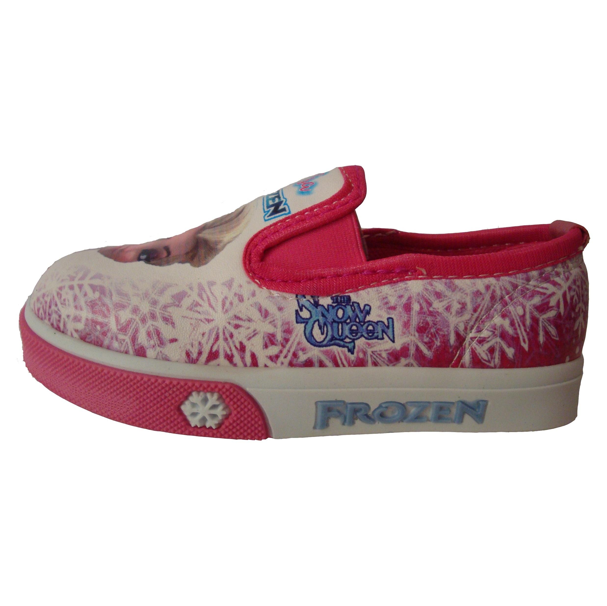 کفش دخترانه مدل فروزن کد V05