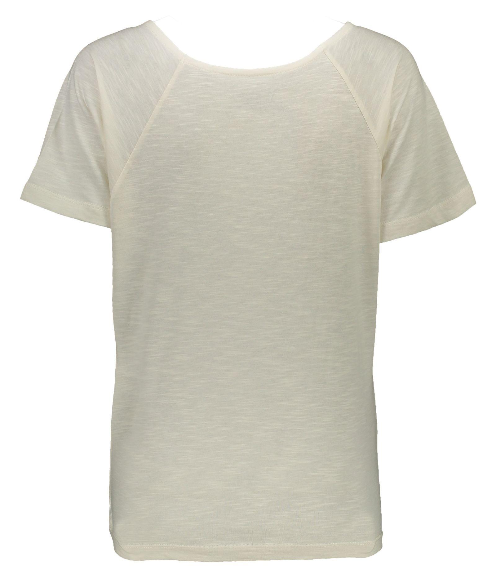 تی شرت زنانه گارودی مدل 1003104023-91 -  - 3