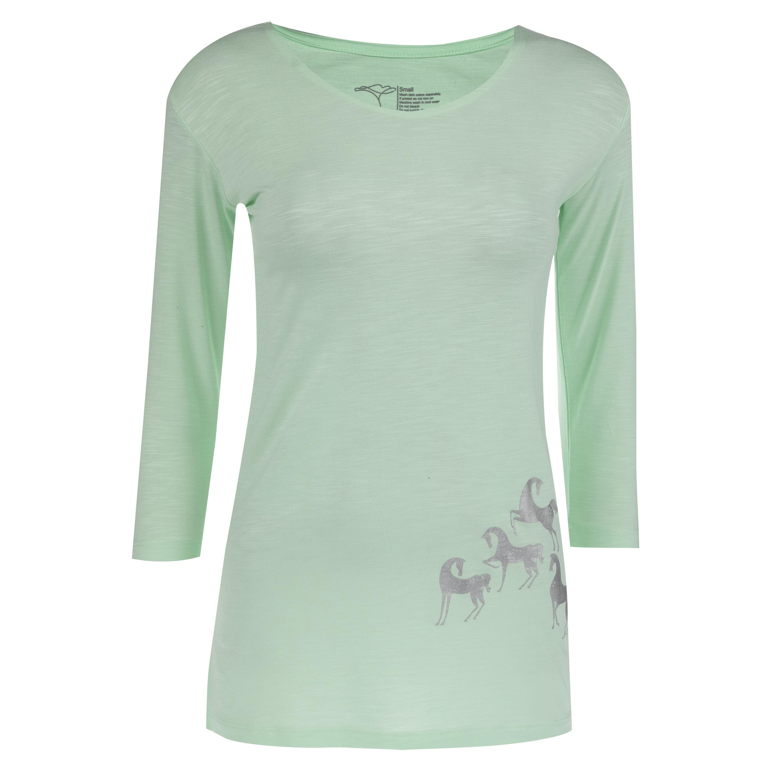 تی شرت زنانه گارودی مدل 1003113014-22