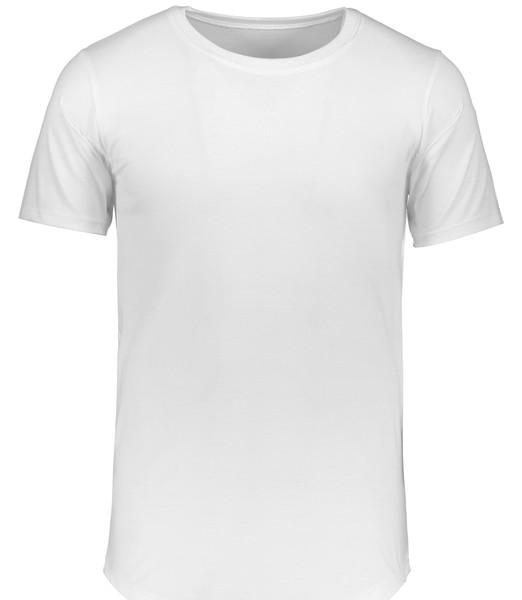 تیشرت مردانه مدل summary رنگ سفید