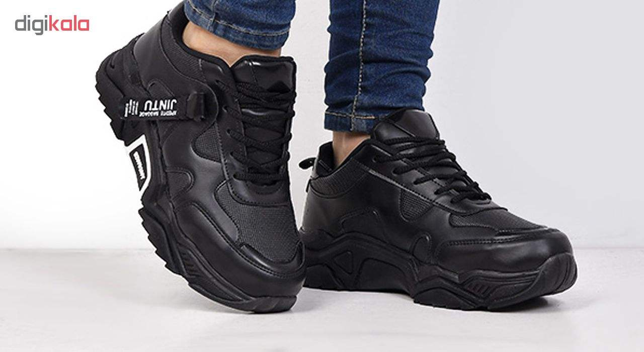 کفش مخصوص پیاده روی زنانه مدل J2-Bk main 1 1