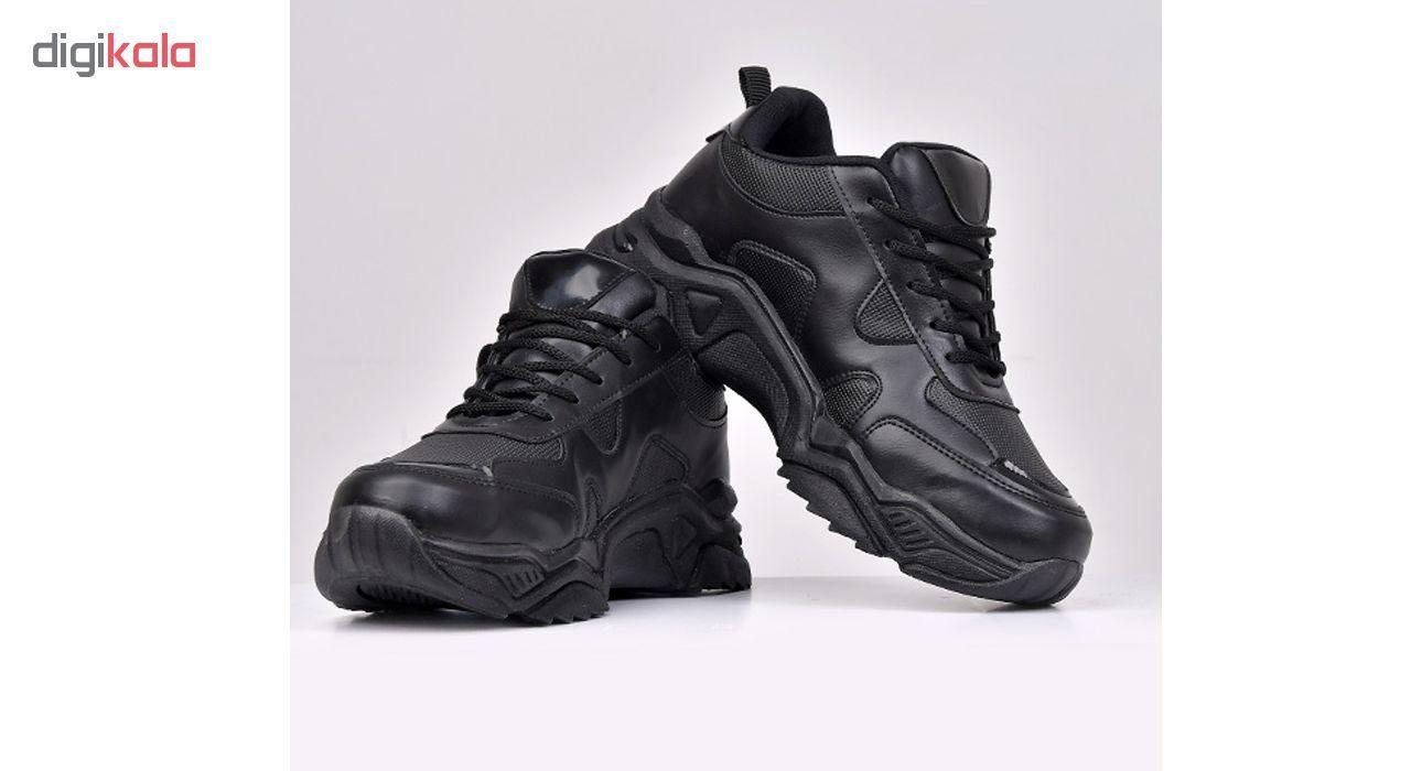 کفش مخصوص پیاده روی زنانه مدل J2-Bk main 1 2