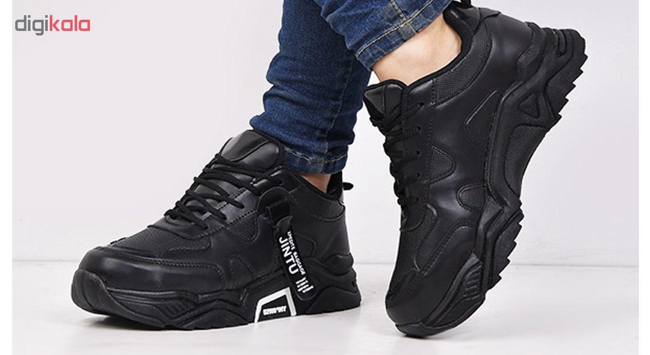 کفش مخصوص پیاده روی زنانه مدل J2-Bk main 1 4