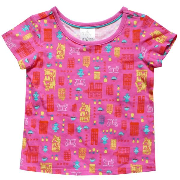 تی شرت دخترانه دیزنی کد 567895