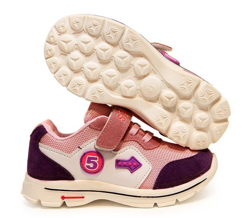 کفش مخصوص پیاده روی دخترانه اسپرت کد 279