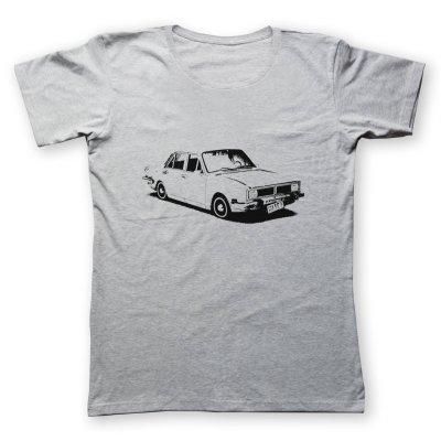 تی شرت زنانه به رسم طرح پیکان کد 4416
