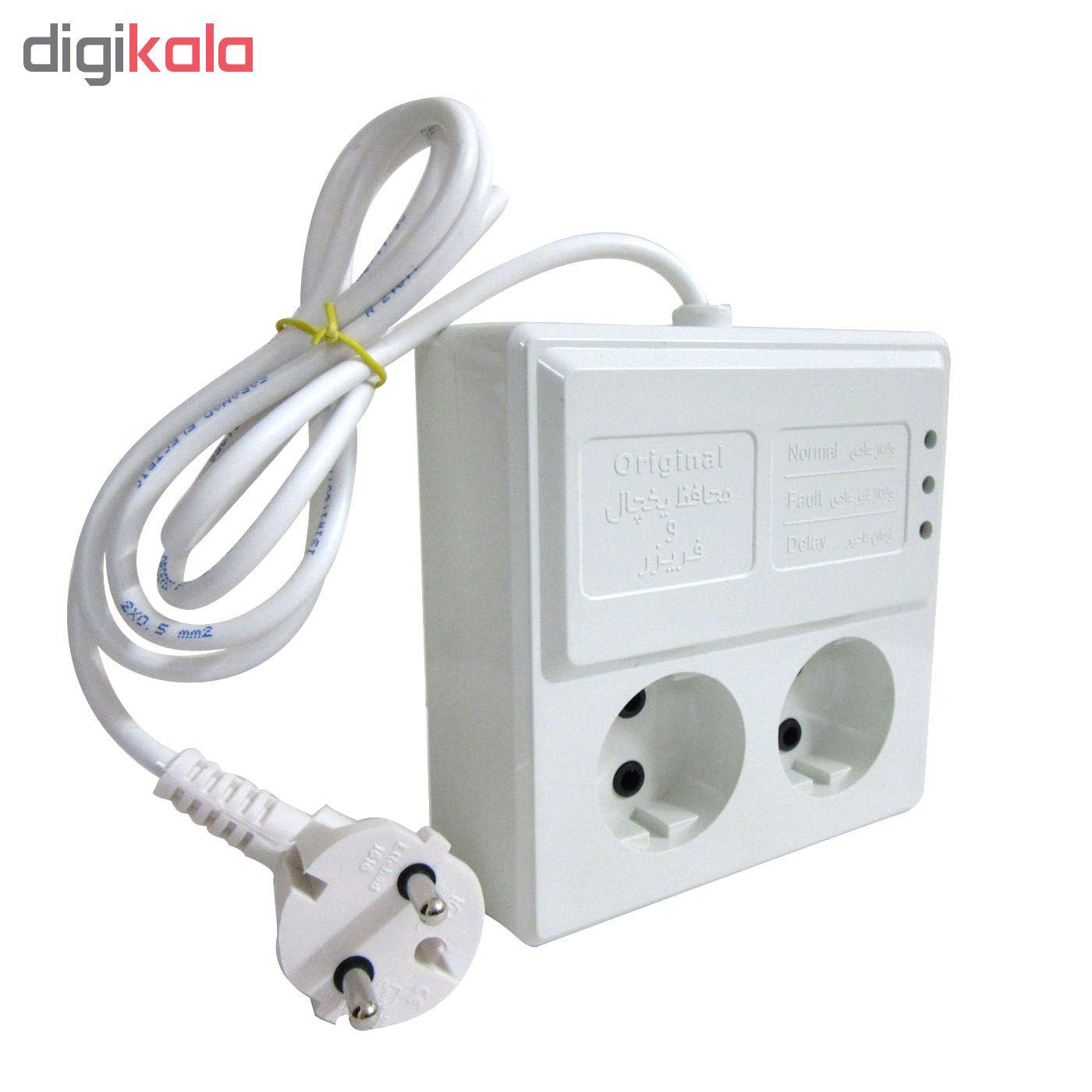 محافظ ولتاژ اورجینال مدل or110