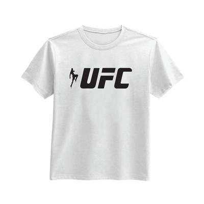 تی شرت زنانه طرح UFC کد 13513