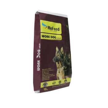 غذای خشک سگ مفید مدل WORK ADULT وزن 10 کیلوگرم