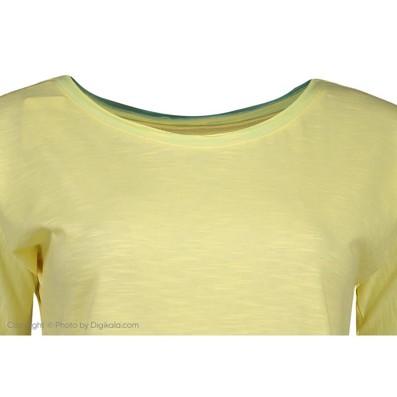 تی شرت زنانه گارودی مدل 1003103018-12