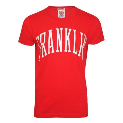 تیشرت مردانه فرانکلین مارشال مدل  Jersey Round Neck Short کد 076R